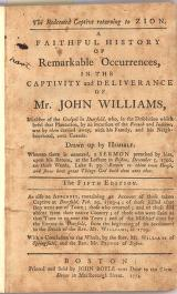Reverend John Williams