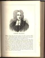 Reverend Cotton Mather