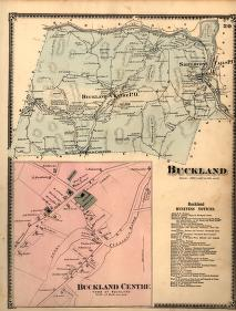 Buckland, Massachusetts