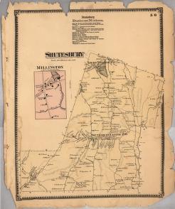 Shutesbury, Massachusetts