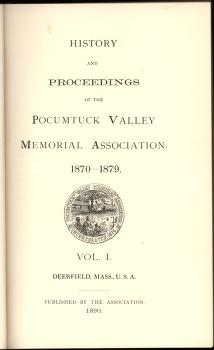 Pocumtuck Valley Memorial Association, Deerfield, Massachusetts